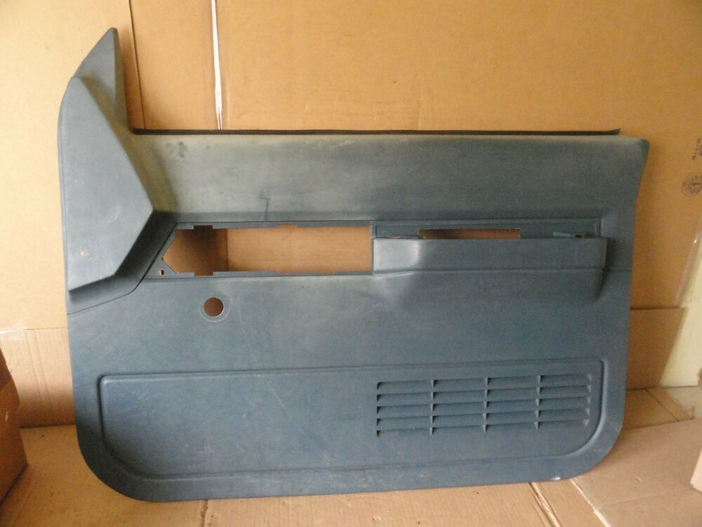 1988 94 chevy silverado truck c k 1500 cheyenne rh interior door panel blue ebay