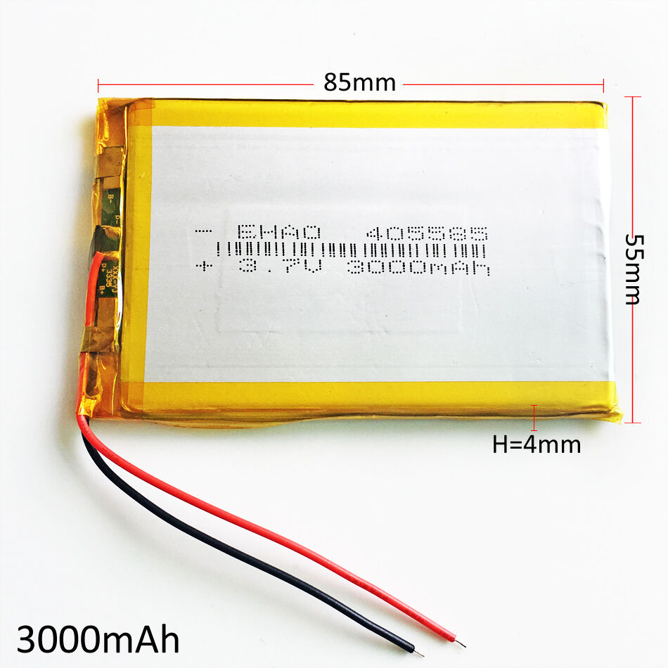 3 7v 2500mah lipo polymer rechargeable battery for power. Black Bedroom Furniture Sets. Home Design Ideas