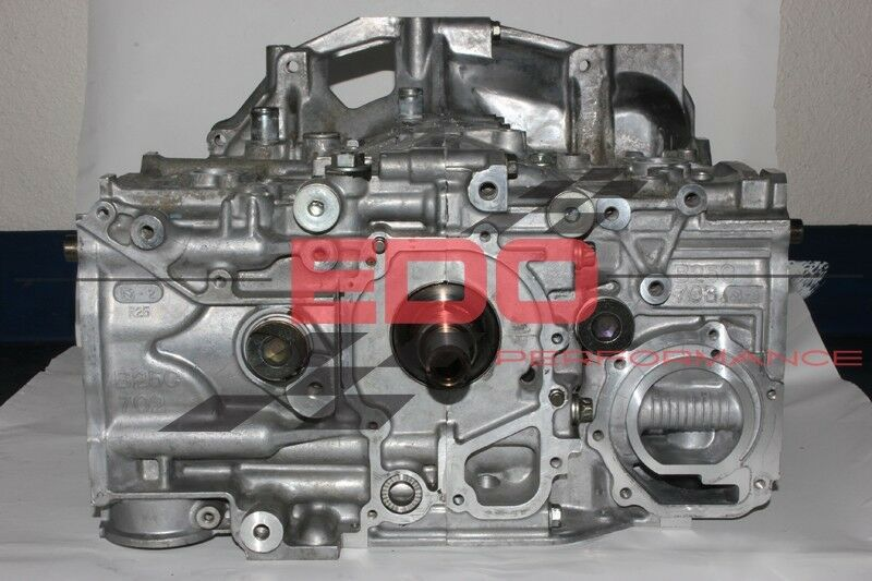 Subaru rebuilt shortblock ej257 2 5l sti block forged for Manley motors used cars
