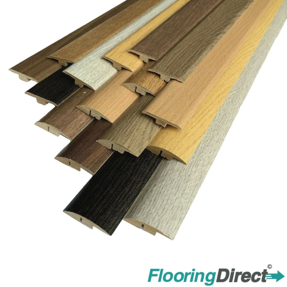 MDF Laminate Wood Flooring Threshold Door Profile Trim T