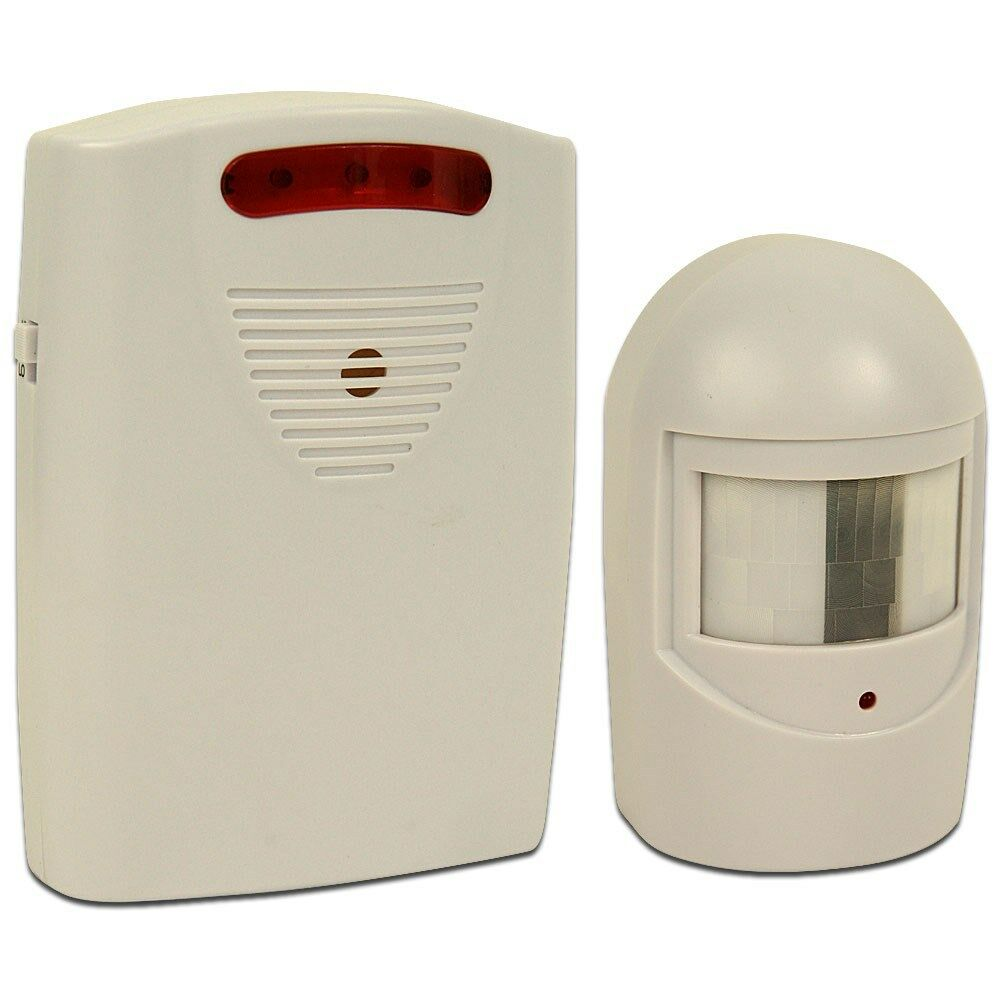 Driveway Patrol Wireless Home Security Alarm System Motion ...