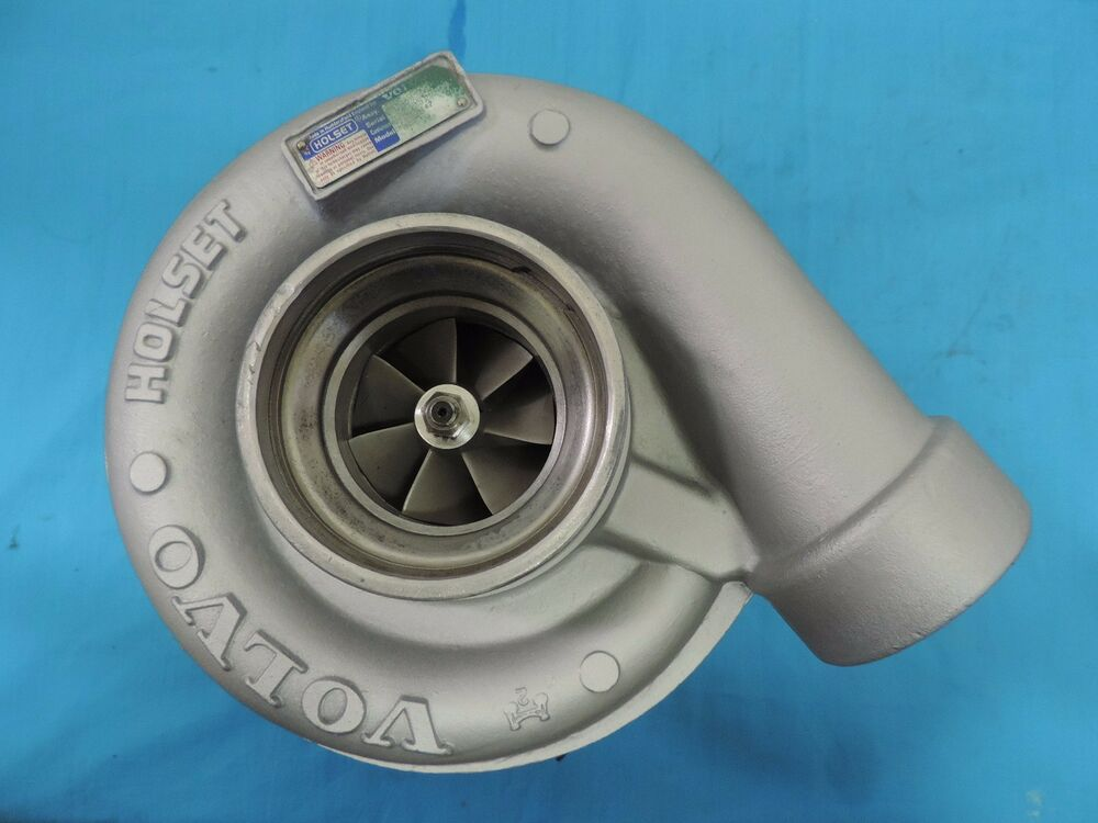 Heavy Duty Turbochargers : Volvo heavy duty trucks d c diesel genuine turbo
