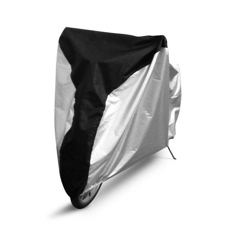 Ohuhu waterproof 210t nylon bicycle cycle bike cover Outdoor bicycle