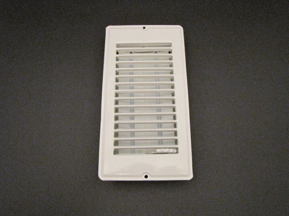 how to clean air vents in mobile home