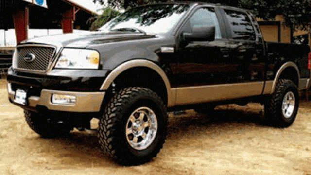"""Lifted 2018 Ford F150 >> 3"""" Performance Suspension Lift Kit 1997 - 2003 Ford F150 4x4 * 