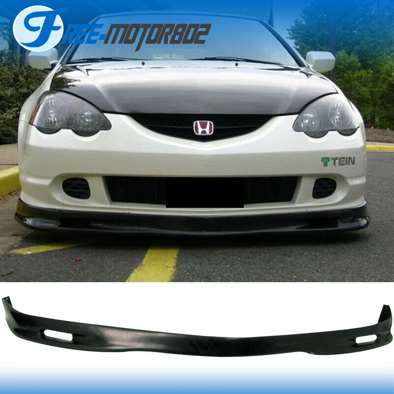 Fit 02-04 Acura RSX DC5 JDM SPOON Front Bumper Lip Spoiler