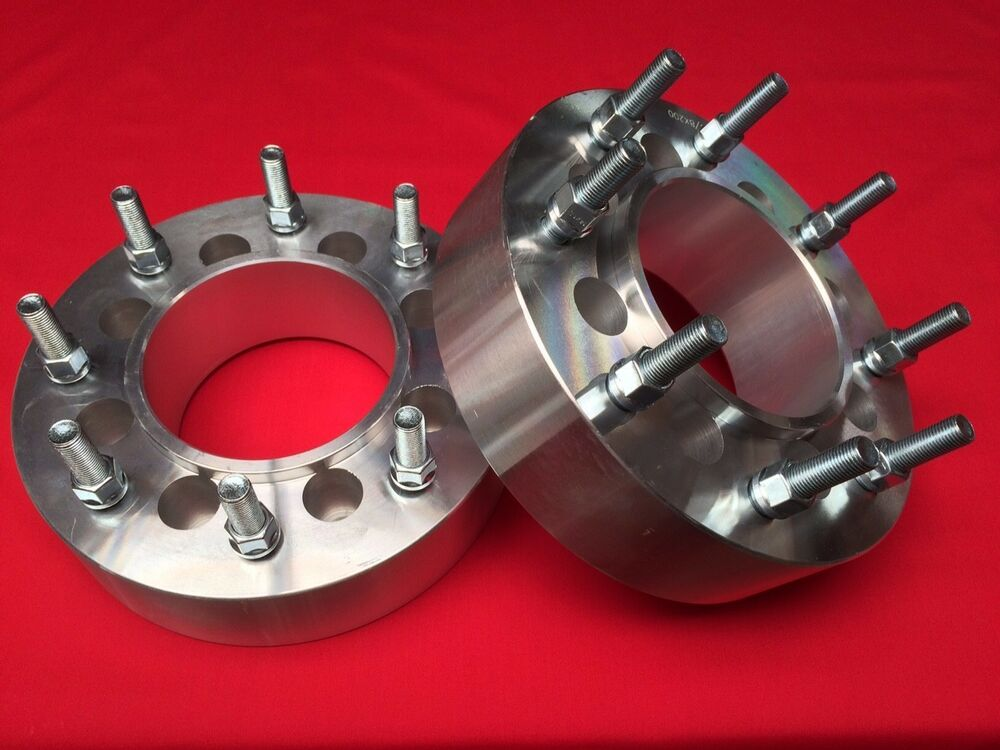 Dual Wheel Spacers : Quot ford up dually conversion hub centric wheel