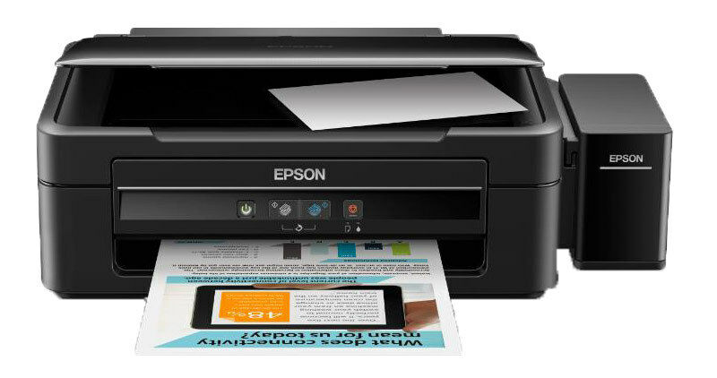 New Epson L360 Inkjet Color Ink Tank System Copu Print