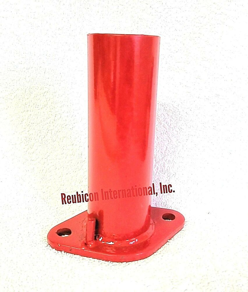 Tractor Exhaust Pipe Extension : Mahindra tractor muffler extension pipe ebay