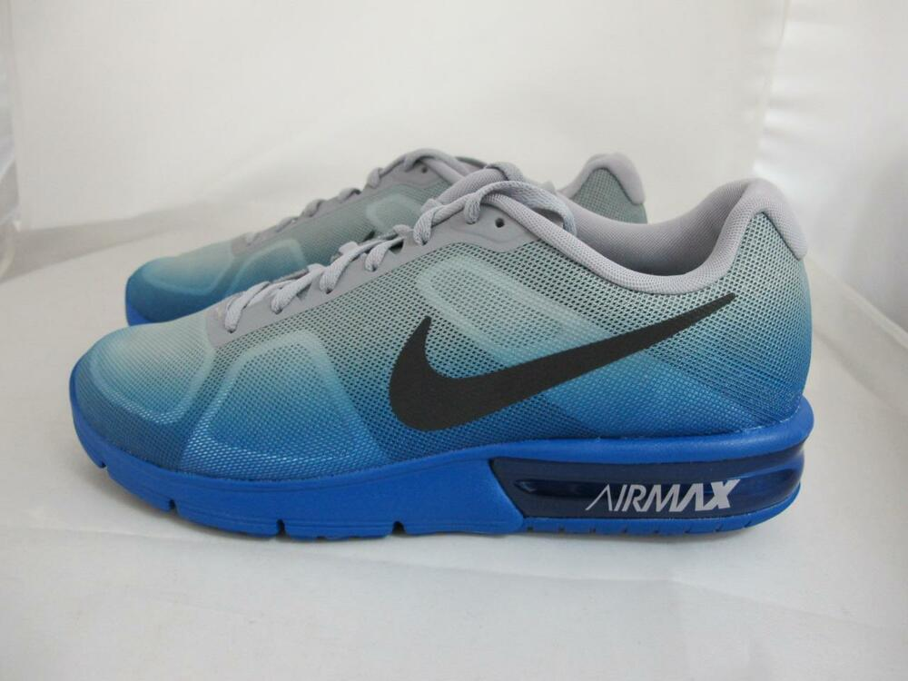 new men 39 s nike air max sequent 719912 405 ebay. Black Bedroom Furniture Sets. Home Design Ideas