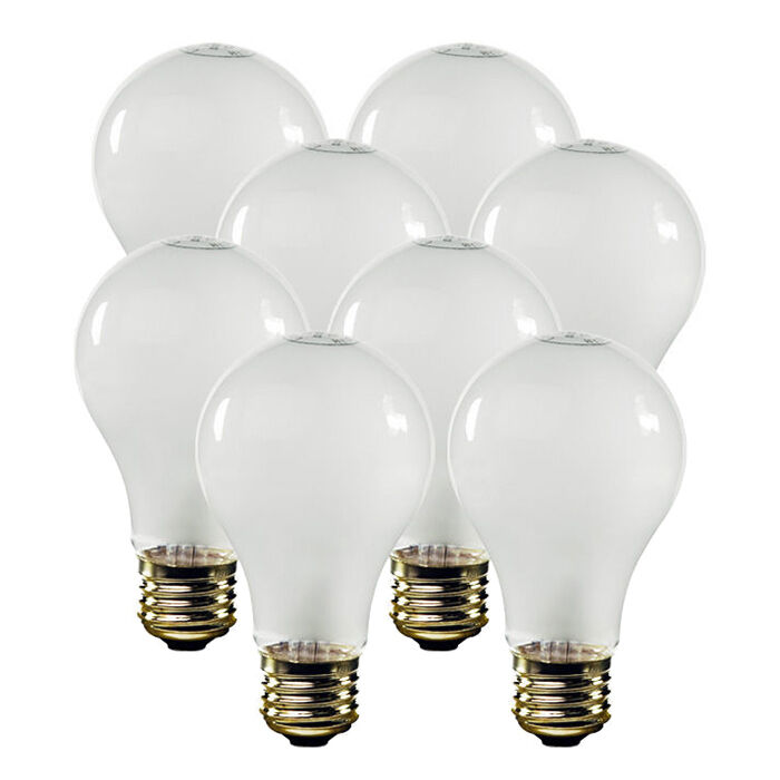 8 Pack Sylvania Ceiling Fan Light Bulbs