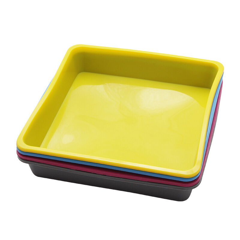 Silicone bread loaf mold cake non stick bakeware baking pan oven mould - 1pc Square Silicone Mold Cake Pan Kitchen Baking Mold Easy