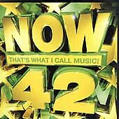 Now That's What I Call Music! Vol. 42 [Audio CD] Various Artists
