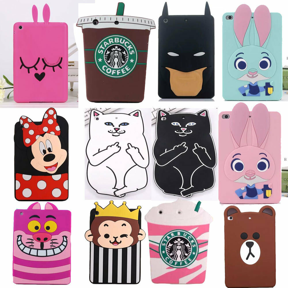 """For iPad 5th Generation 9.7"""" 2017 Cute Pattern Magnetic ... 