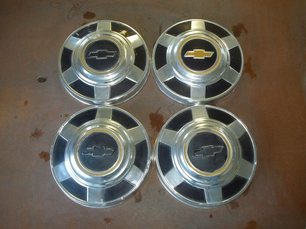 Chevrolet C20 Truck Hubcap Rim Wheel Cover Center Hub Cap