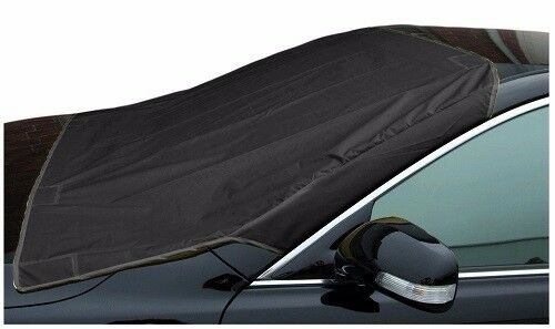 car windshield cover tarp protect snow ice frost freeze winter cold jh smith oem ebay. Black Bedroom Furniture Sets. Home Design Ideas