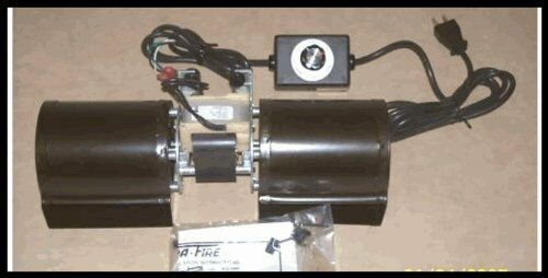 Quadra Fire Factory Oem Blower Fan Kit For Wood Stove