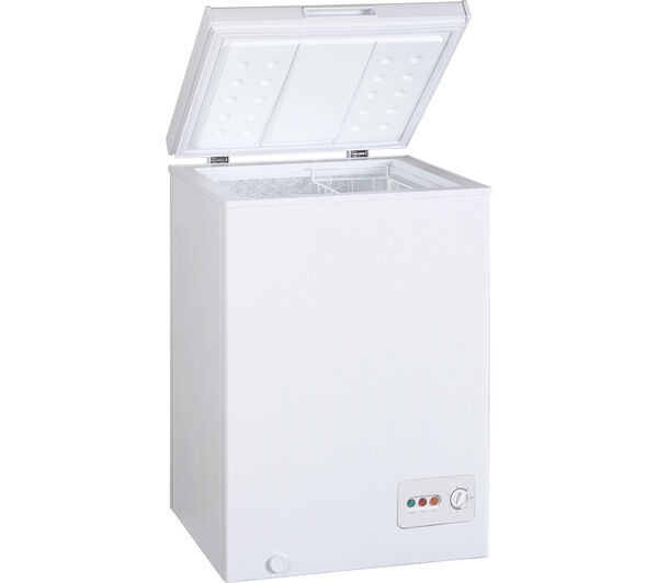 Essentials C99CF13 Chest Freezer 99 litres Capacity A+ ...