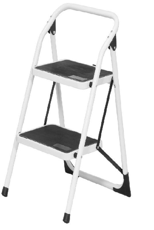 Buffalo Tools Stl2bx 2 Step Steel Utility Ladder With 300