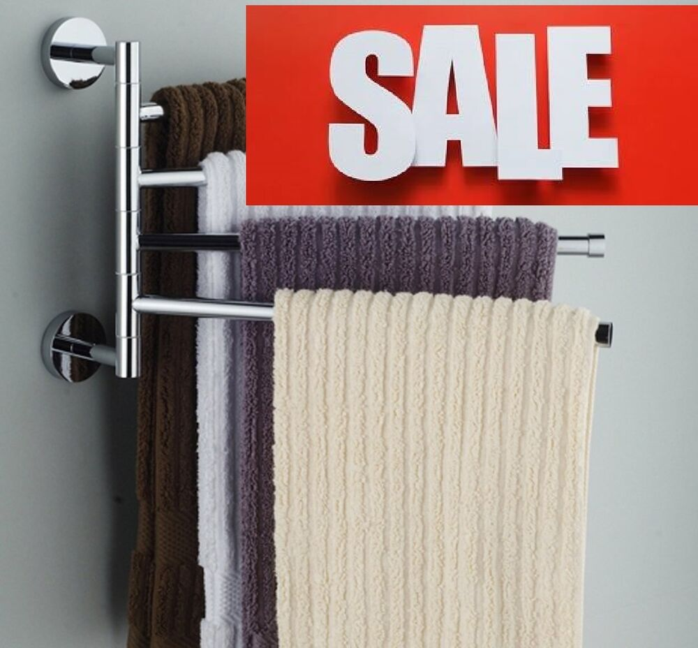 Bathroom towel holders accessories