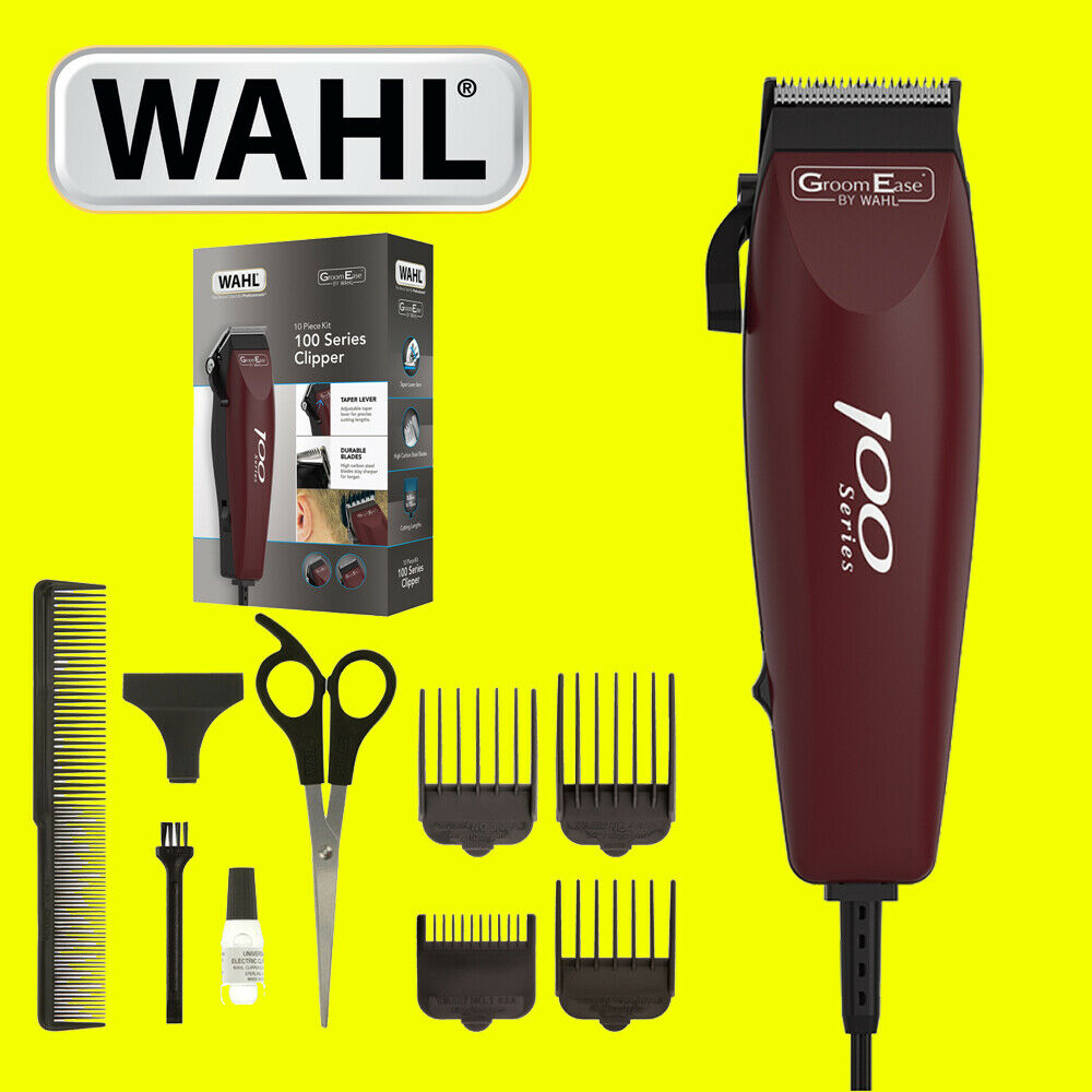 wahl 79305 2817 complete mains hair clipper giftset beard trimmer haircuttingkit ebay. Black Bedroom Furniture Sets. Home Design Ideas