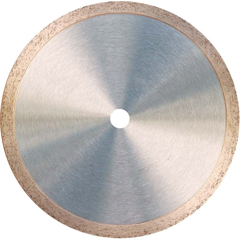 Glass Cutting Wet Diamond Continuous Rim Saw Blades