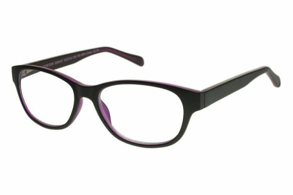 foster grant zera multifocus progressive cat eye womens