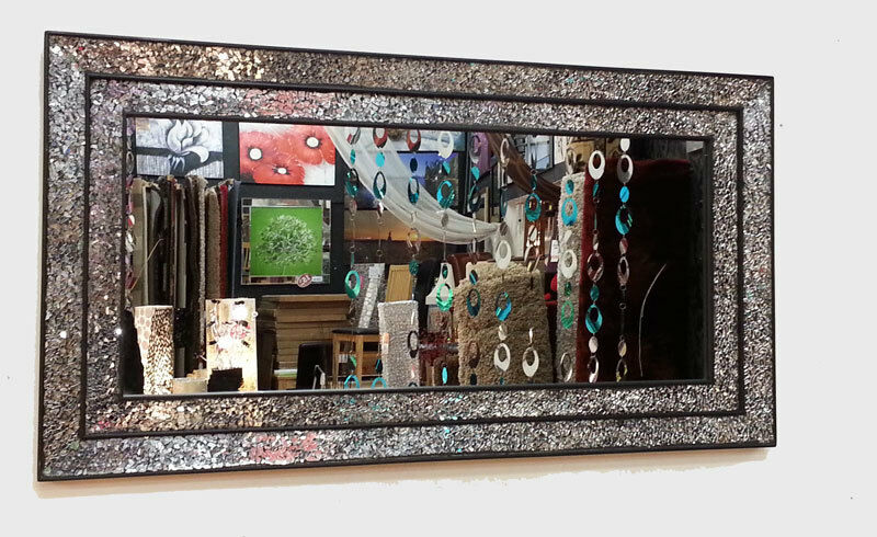 how to make a large picture frame with glass