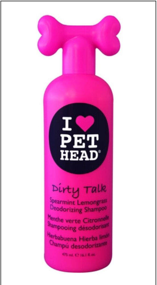 Variety Of Quot I Love Pet Head Quot Dog Shampoo Ebay