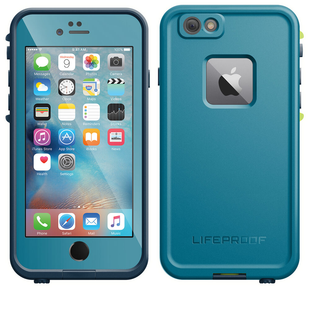 iphone 6 lifeproof genuine new 2016 lifeproof iphone 6 6s plus fre frē 11356