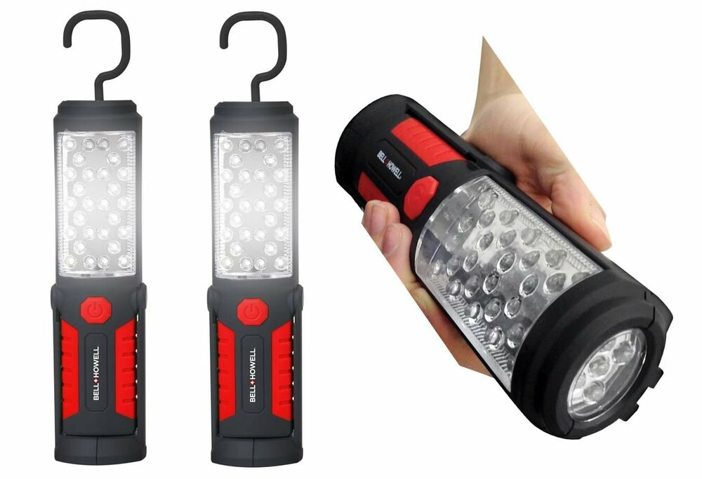 bell and howell torch lite handheld flashlights with 33 led bulbs 2. Black Bedroom Furniture Sets. Home Design Ideas