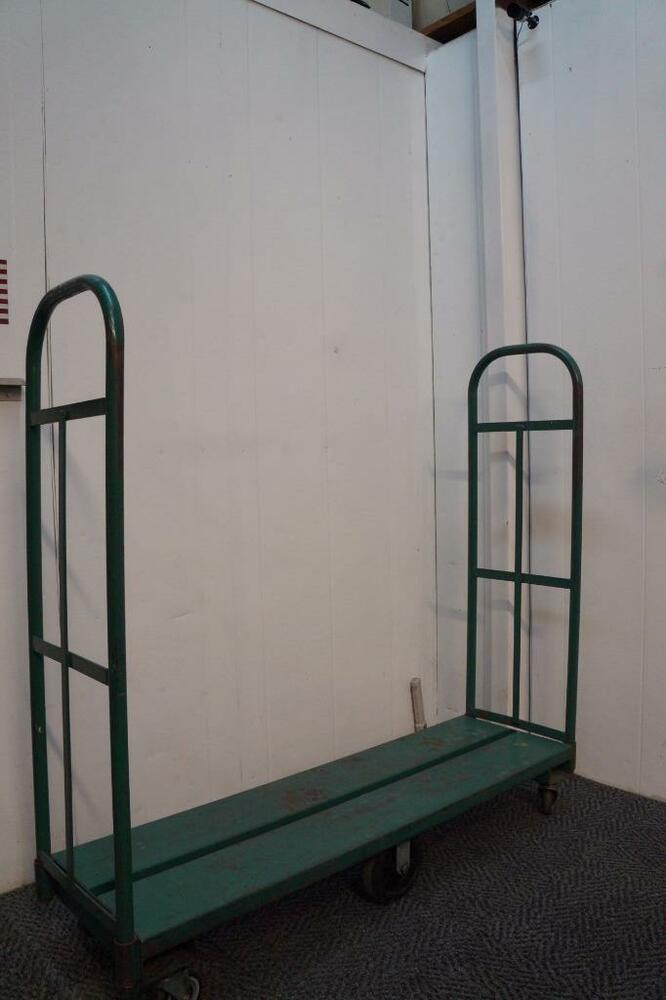 u boat stock cart platform truck dolly for grocery c