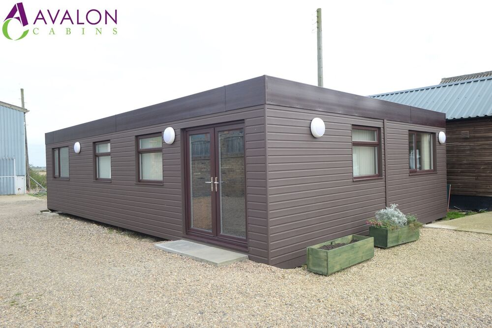 36ft x 24ft Modular building, Portable building, Office ...