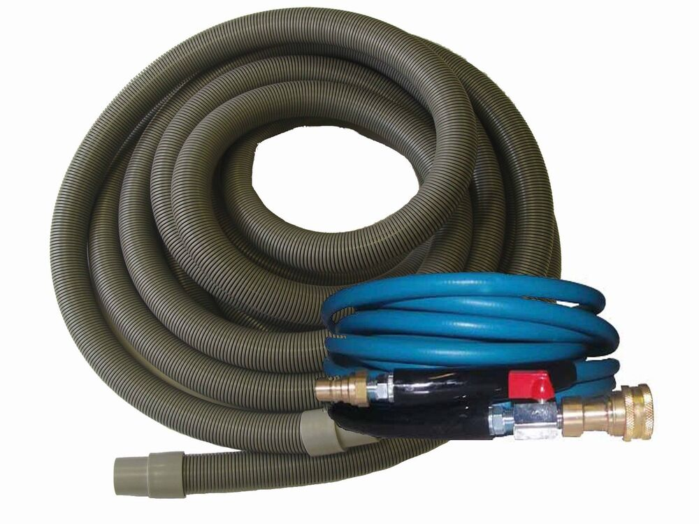 Carpet Cleaning Vacuum Solution Wand Hoses With Cuffs And