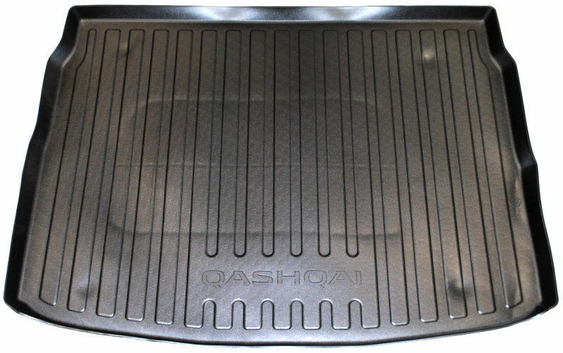 Nissan Qashqai 2014 On Boot Liner Trunk Protector New