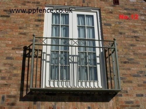 Building Regulations Juliet Balcony Railings Balustrades