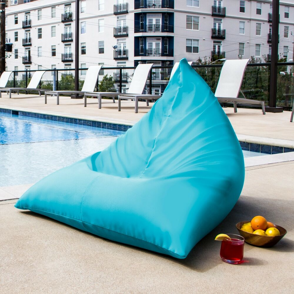 Jaxx Twist Outdoor Bean Bag Lounge Chair