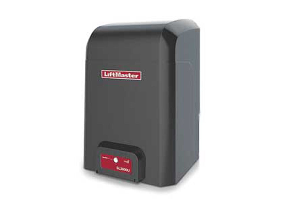 Liftmaster sl3000501u 1 2 hp slide gate opener ebay Elite gate motor