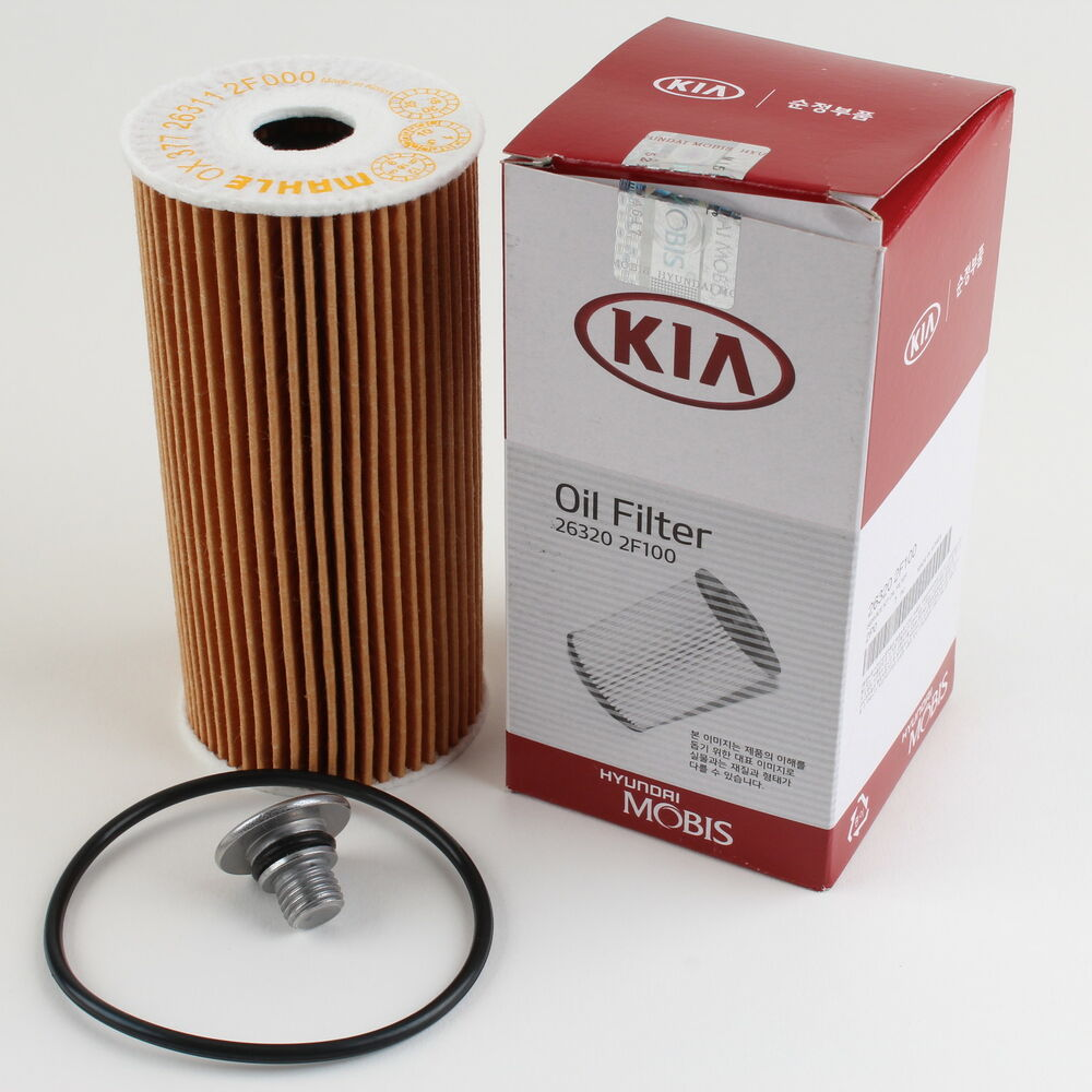 genuine oem hyundai kia oil filter for 2 0 2 2 diesel r. Black Bedroom Furniture Sets. Home Design Ideas