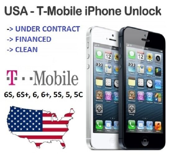t mobile iphone 5 t mobile iphone 6 6s 6 5 5s factory unlock service code 13110