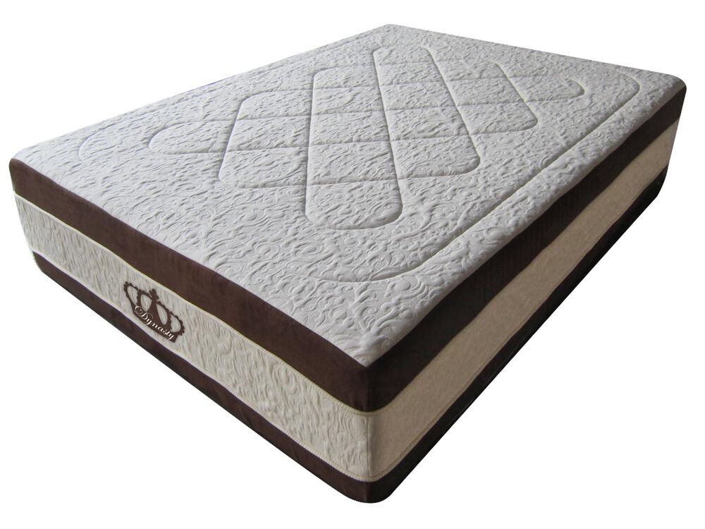 15 King Atlantisbreeze Cool 5lb Hd Gel Top Quality Memory Foam Mattress Beds Ebay