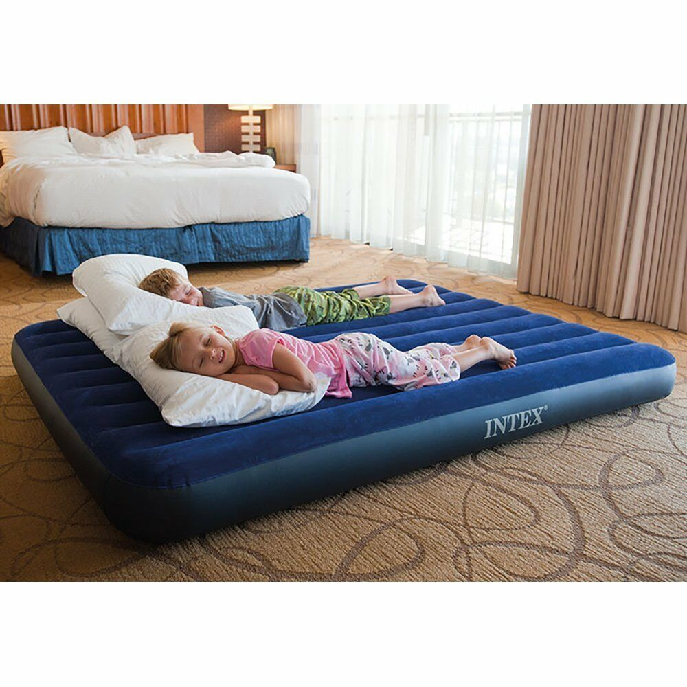 Airbed Mattress Bed Air Inflatable Waterproof Guest