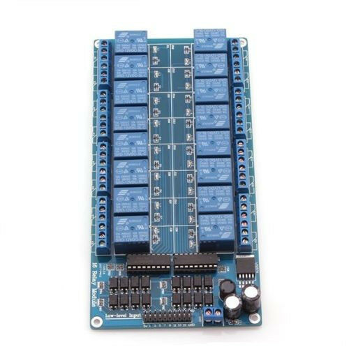 New channel v relay module for arduino uno mega