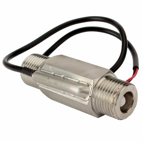 Magnetic stainless steel flow switch water sensor c type