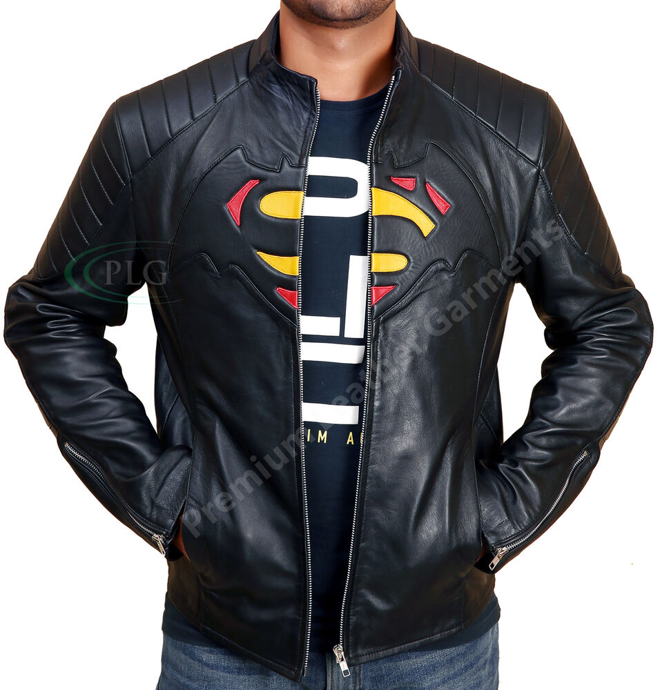 Batman Collection: Superhero t-shirts and hoodies are now an old-fashioned way of wearing your favorite hero's merchandise. It's time that you be well updated with the latest trend of clothing, leather jackets.