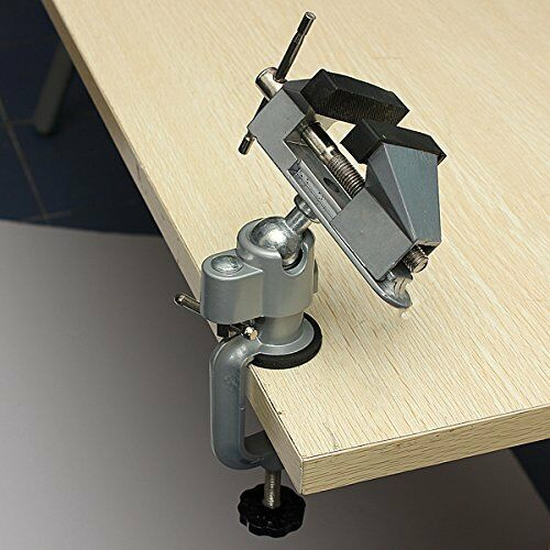 Universal Table Bench Vise 3 Quot Work Bench Clamp Swivel