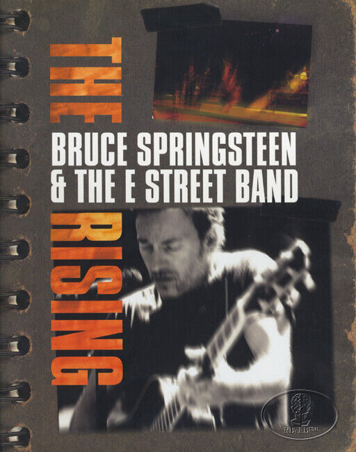 Bruce Springsteen The Rising Tour