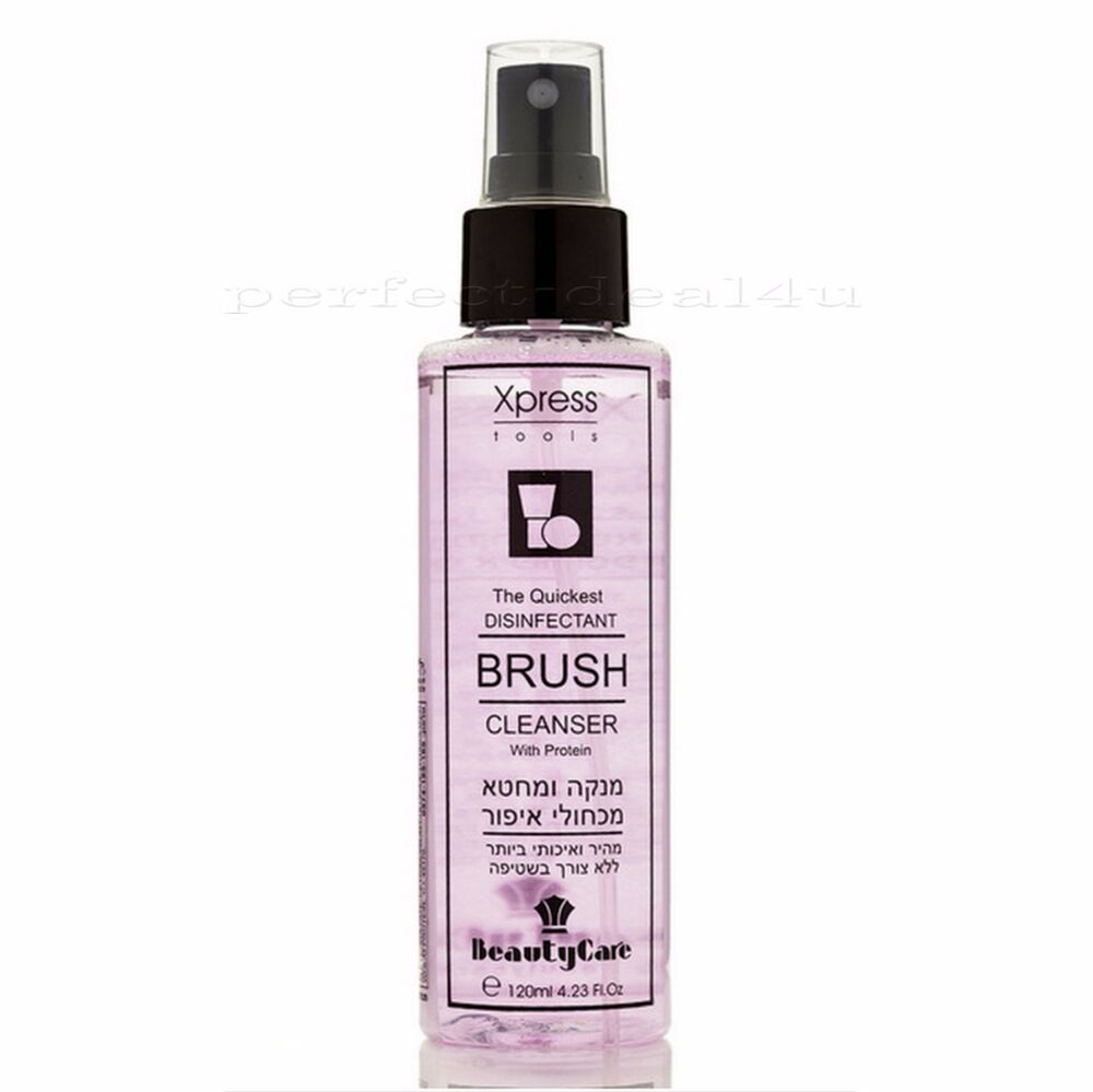 This is a quick way to clean in between eyeshadow & blush colors, also great to keep in your kit if you do makeup on others, the formula is quick drying so you will need less brushes. Supplies Needed: Alcohol; Distilled Water; Fragrance Oil; Spray Bottle; Funnel. Add the alcohol into a clean spray bottle, I like to dilute mine about 70/