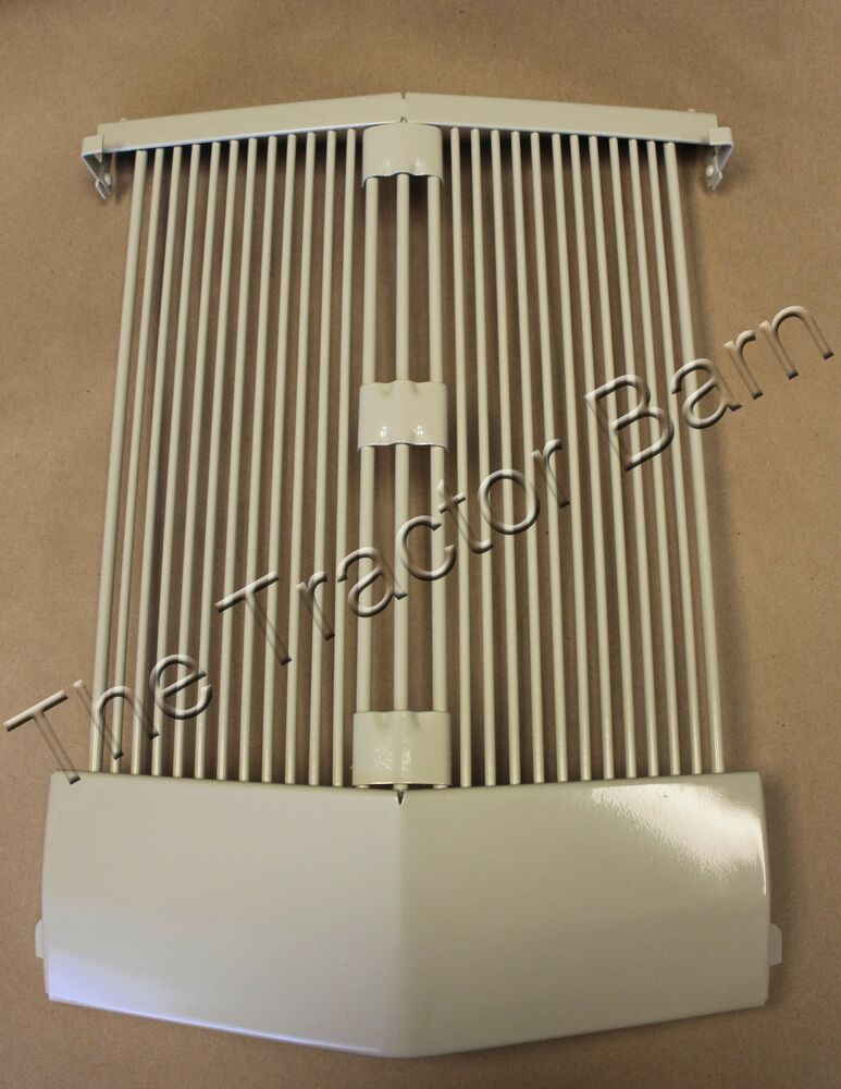 Ford Tractor Grill : Ford n radiator grill assembly grille