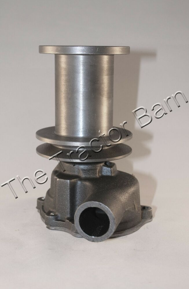 Ford 800 Tractor Water Pump : Ford water pump w pulley gasket cdpn c